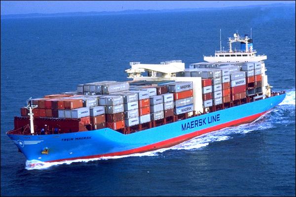 Vận tải biển đã có dấu hiệu khởi sắc